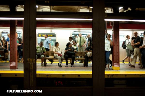 En Imágenes: Los 5 subterráneos más concurridos del mundo