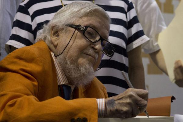 """Fallece el escritor Fernando del Paso, autor de """"Noticias del Imperio"""""""