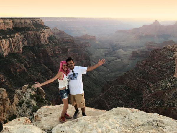Una pareja murió tras caer de un acantilado por tomarse una 'selfie'