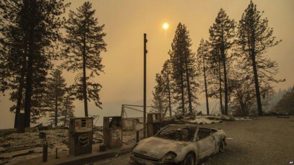 Empresas y ONG ayudan a afectados por incendios en California
