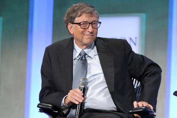 Bill Gates y su ingenioso inodoro