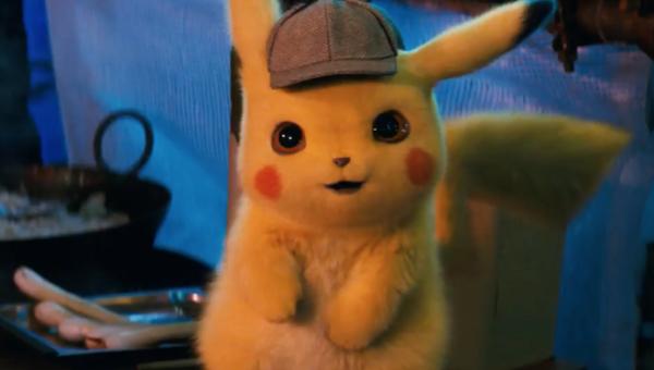 El mundo Pokémon cobra vida en el tráiler de 'Detective Pikachu'