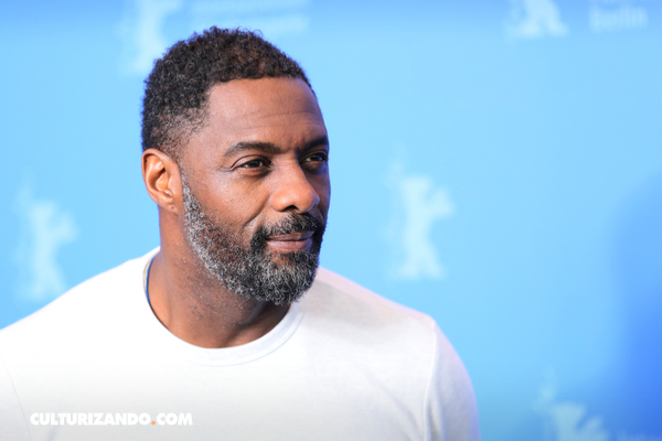 Idris Elba: el más sexy, según People