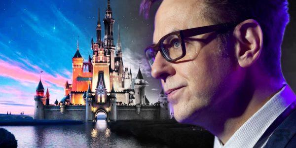 Apareció un cartel publicitario para pedirle a Disney el regreso de James Gunn