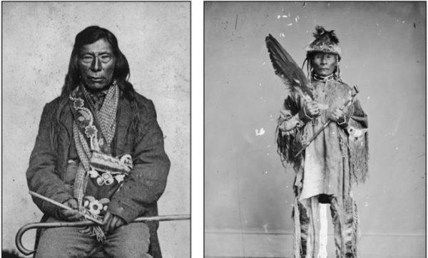Los nativos de Norteamérica ya fumaban tabaco hace 1.200 años