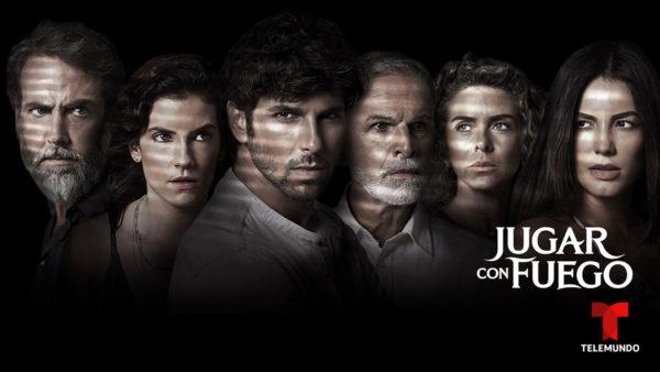 """""""Jugar con fuego"""" la nueva serie de Telemundo que promete encender el 2019"""