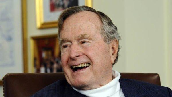 ¿Sabía que iba a morir? Revelan las últimas palabras de George H. W. Bush