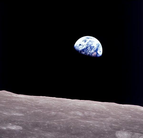 Salida de la Tierra: la foto que cambió el mundo cumple medio siglo