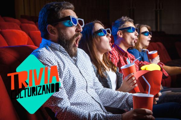 Trivia: ¿Fuiste al cine este 2018? ¡Pruébalo!