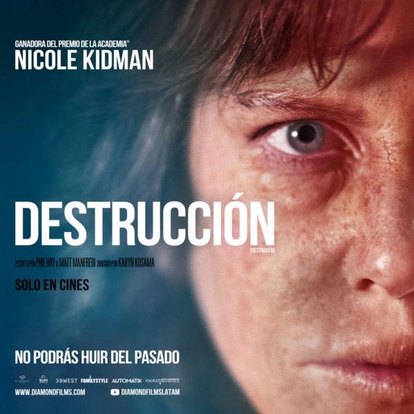'Destroyer': Nicole Kidman vuelve a lucirse