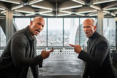 Los super humanos llegan a 'Hobbs and Shaw'