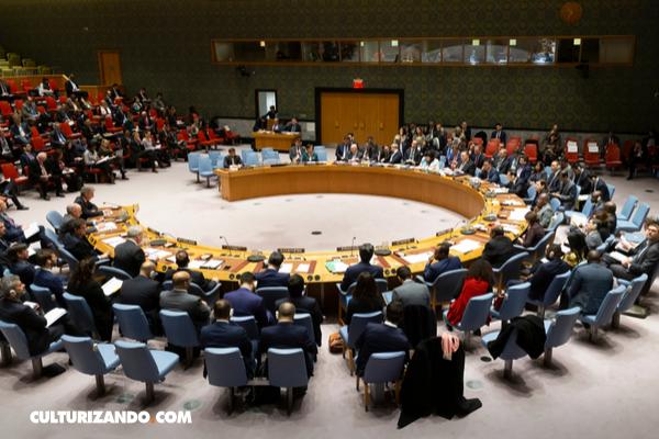 EE.UU. pide reunión urgente del Consejo de Seguridad de la ONU por situación de Venezuela
