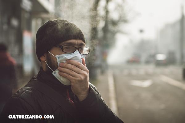 Estudian aumento de problemas respiratorios por contaminación del aire