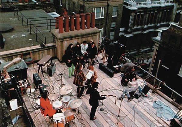 Medio siglo del último concierto de los Beatles