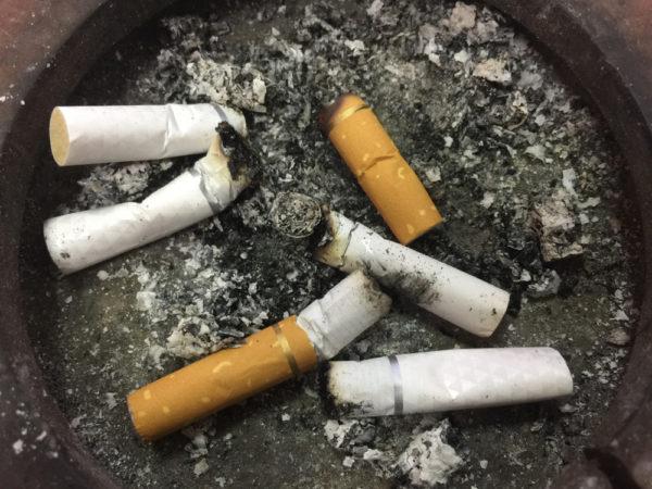 El número de tumores asociados al tabaco se duplica en casi 20 años