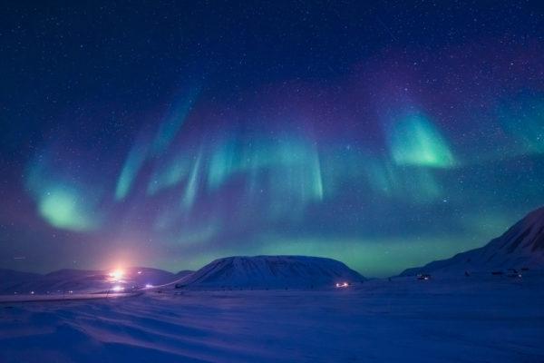 ¿Qué es el vórtice polar ártico?
