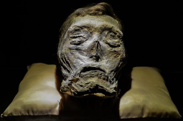 Momia encontrada en Ecuador, el eslabón perdido de la poliartritis reumatoide