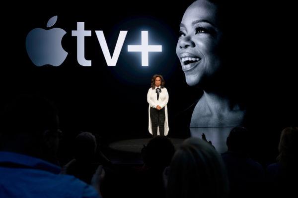 Apple anuncia su servicio de streaming 'Apple TV+'