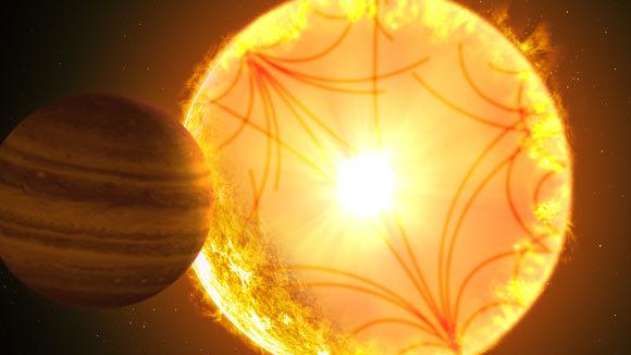 Confirman existencia del primer exoplaneta descubierto por Kepler