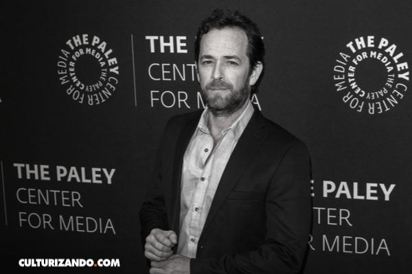 Tras sufrir un derrame cerebral, muere actor Luke Perry, recordado por 'Beverly Hills 90210'
