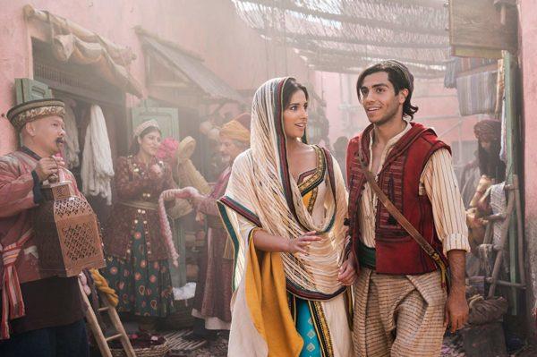 'Aladdin' el remake de acción real de Disney