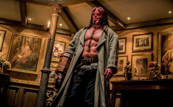 El tráiler final de 'Hellboy' es apocalíptico