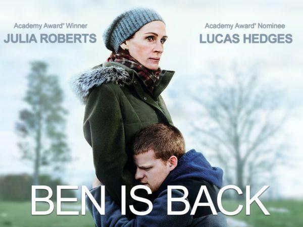 'Ben Is Back': El retrato conmovedor detrás de la nueva película de Julia Roberts y Lucas Hedges