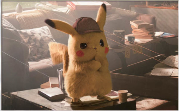 Dale un vistazo detallado a estos Pokémons de 'Detective Pikachu'