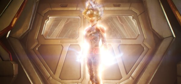 'Captain Marvel' recauda $760 millones en taquilla en menos de dos semanas