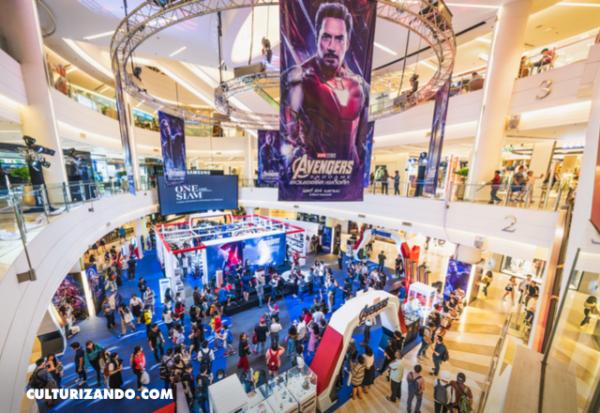 'Avengers: Endgame' aplasta récord de taquilla con debut global de 1.200 millones de dólares