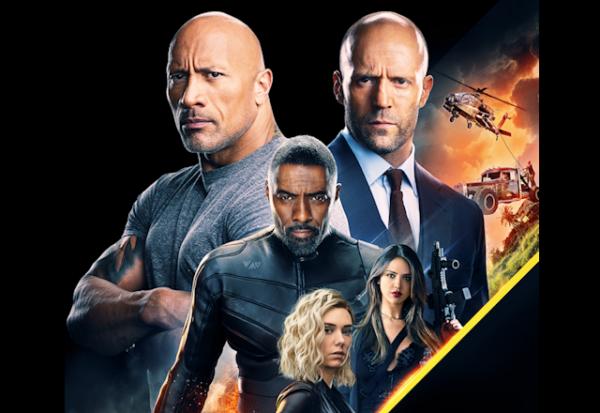 En 'Fast and Furious Presents: Hobbs & Shaw' lo más fácil será salvar al mundo