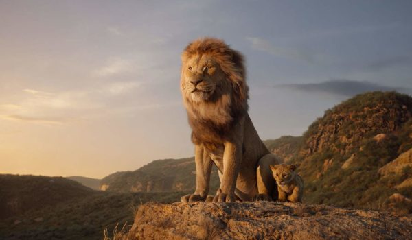 'The Lion King': El príncipe de la sabana africana de Disney