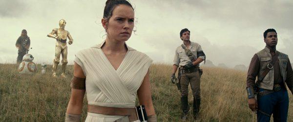 Revelado el título y teaser de 'Star Wars: Episode IX'