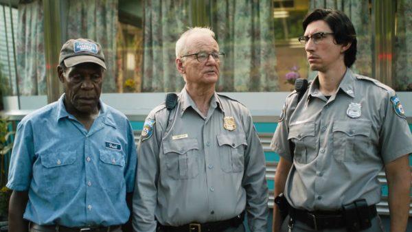 'The Dead Don't Die': Bill Murray y Adam Driver juntos en un apocalipsis zombie