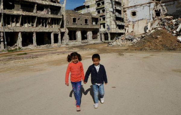 Unos 1800 niños precisan salir con urgencia de las zonas de enfrentamientos en Libia