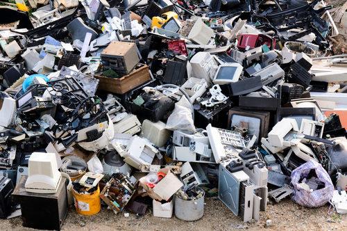 Los desechos electrónicos, una oportunidad de oro para el trabajo decente