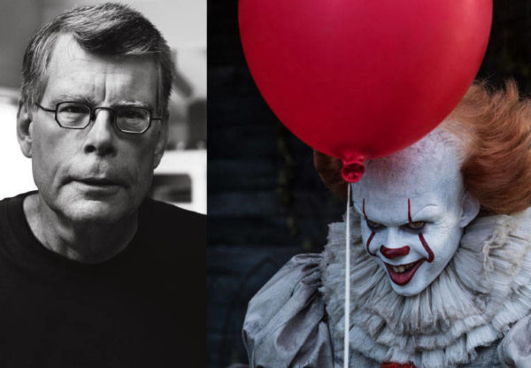 Esta fue la reacción de Stephen King al ver 'It: Chapter Two'