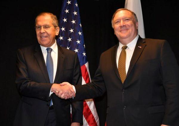 Lavrov: Intervención militar en Venezuela sería catastrófica