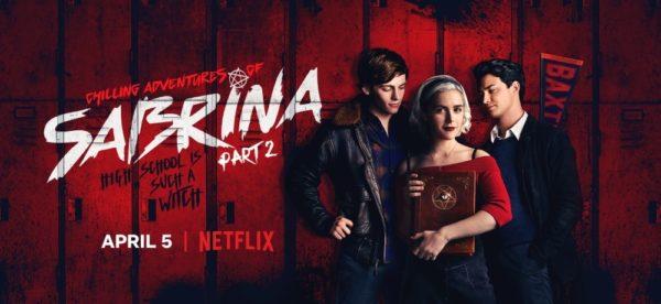 Hablemos de la segunda temporada de 'Chilling Adventures of Sabrina'