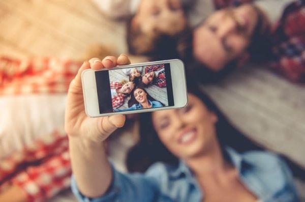 ¿Es buena idea compartir fotos de nuestros hijos en las redes sociales?