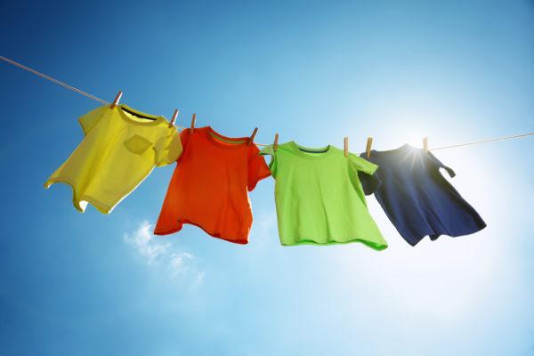 Las sustancias químicas de la ropa pueden perjudicar la salud