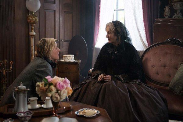¡Se publican las primeras imágenes de 'Little Women', con Meryl Streep, Emma Watson, Saoirse Ronan, Timothée Chalamet y más!