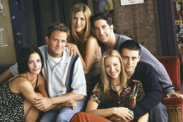 'Friends' dejará Netflix para el año 2020, y se mudará a la plataforma HBO Max