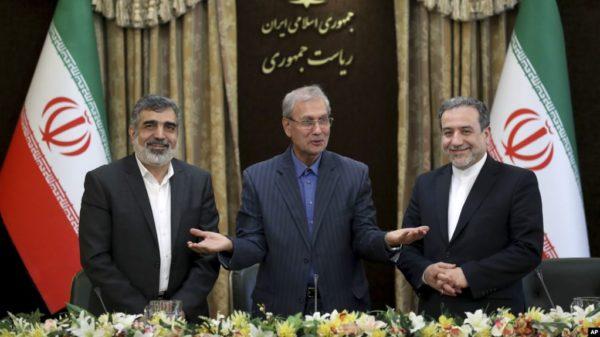Irán amenaza con reactivar centrífuga para aumentar enriquecimiento de uranio