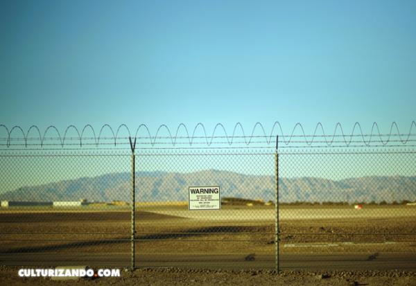 """Casi dos millones de personas planean """"invadir"""" el Área 51"""