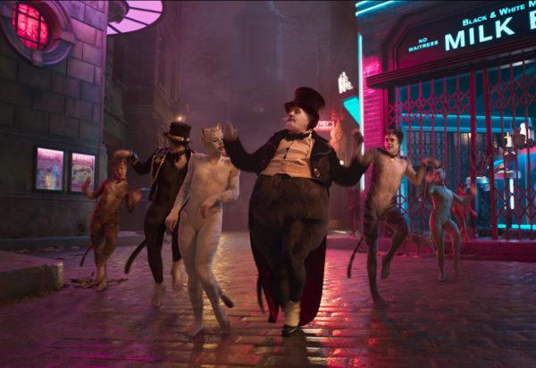 'Cats': la nueva adaptación del clásico de Broadway