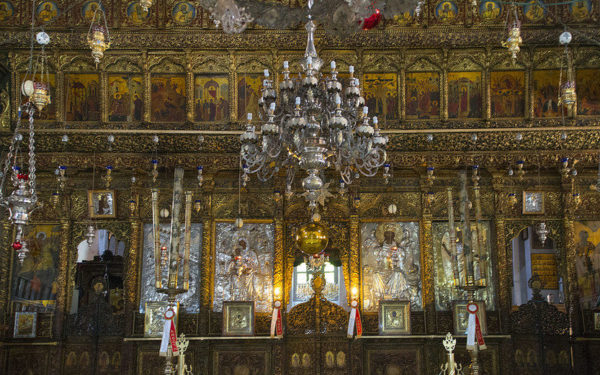 La iglesia de Belén donde nació Jesús ya no es parte del patrimonio mundial en peligro