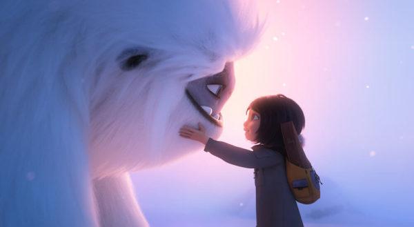 Un 'Abominable' que te robará el corazón