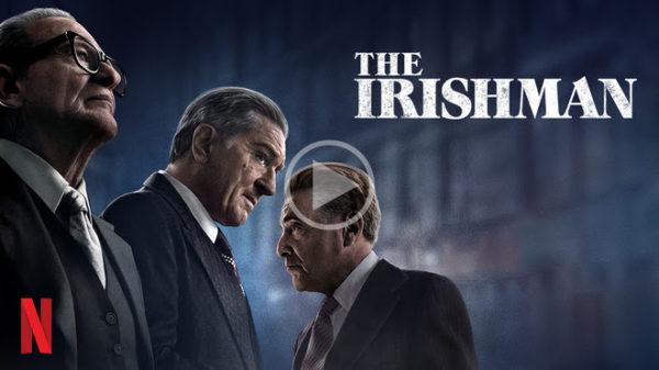 'The Irishman', la nueva película de Martin Scorsese, Robert De Niro, Al Pacino y Joe Pesci