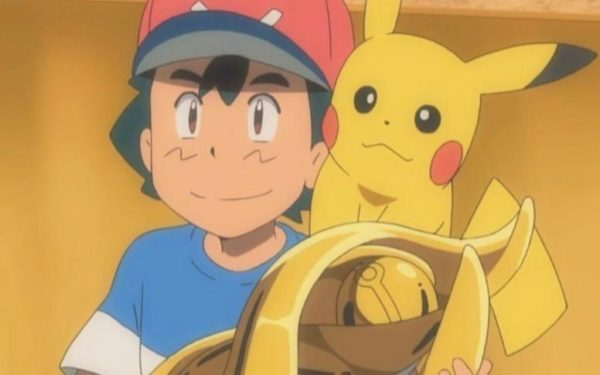 Ash Ketchum gana la Liga Pokémon tras 22 años de serie